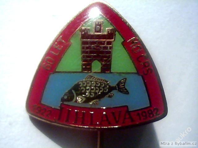 Rybářský odznak MO ČRS Jihlava