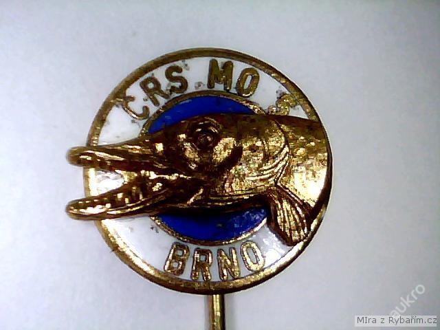 Rybářský odznak ČRS MO Brno 5