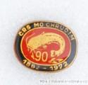 Rybářský odznak ČRS MO Chrudim 1882-1972