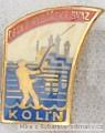 Rybářský odznak Čerský rybářský svaz Kol