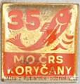 Rybářský odznak MO ČRS Koryčany 35
