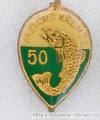 Rybářský odznak MO ČRS Křemže 50