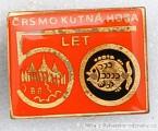 Rybářský odznak ČRS MO Kutná Hora 50let