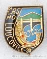 Rybářský odznak ČRS MO Loučovice 30 let