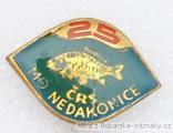 Rybářský odznak MO ČRS Nedakonice