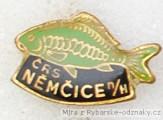 Rybářský odznak ČRS Němčice nad Hanou