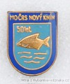 Rybářský odznak MO ČRS Nový Knín 50 let