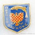 Rybářský odznak ČSRS MO Olomouc