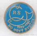 Rybářský odznak ČRS MO Nový Bydžov 1922-