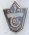 Rybářský odznak ČSRS Pardubice 65 let
