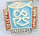 Rybářský odznak MO ČRS Pardubice 70 let