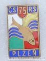 Rybářský odznak ČSRS Plzeň 75 let