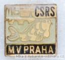 Rybářský odznak ČSRS MV Praha