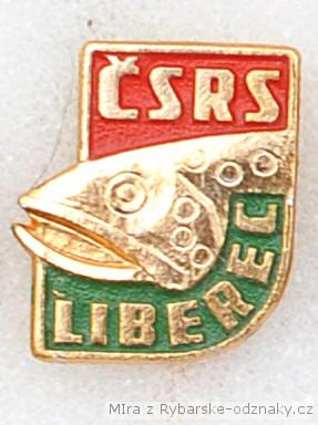 Rybářský odznak ČSRS Liberec