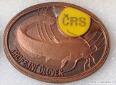 Trofejní úlovek bronzový odznak