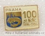 Rybářský odznak Praha 1886-1986