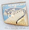 Rybářský odznak ČRS MO Rokycany 1921 -19