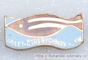 Rybářský odznak 60 let ČSRS Rychnov n Kn