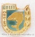 Rybářský odznak 60 let ČRS MO Hostivař