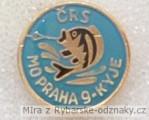 Rybářský odznak ČRS MO Praha 9 Kyje