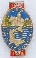 Rybářský odznak MO Štěnovice 30 let