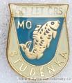 Rybářský odznak 50 let ČRS Studénka
