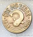 Rybářský odznak ČRS MO Tábor 1888-1988