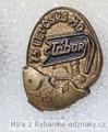 Rybářský odznak 75 let ČSRS MO Tábor