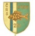 Rybářský odznak ČRS Stod 20 let