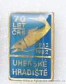 Rybářský odznak 70 let ČRS Uherské Hradi