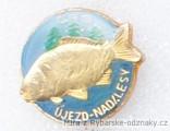 Rybářský odznak ČRS Újezd nad Lesy