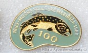 Rybářský odznak MO Valašské Meziříčí 100