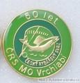Rybářský odznak 60 let MO ČRS Vrchlabí