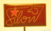 Rybářský odznak Silon 25 let