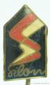 Rybářský odznak Silon