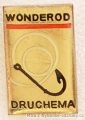 Rybářský odznak Wonderod druchema