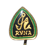 Rybářský odznak Ryna