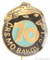Rybářský odznak ČRS MO Bakov n. Jizerou