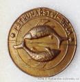 Rybářský odznak Pstruhařství Bělá