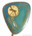 Rybářský odznak Státní rybářství Klatovy