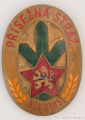 Rybářský odznak Přísežná stráž VLS 0385