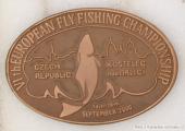 Rybářský odznak VI th European Fly Fishi