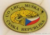 Rybářský odznak ÚO LRU Muška