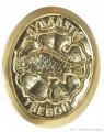 Rybářský odznak Rybářství Třeboň