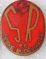 Rybářský odznak Státní rybářství České b