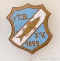 Rybářský odznak rTB Fischerei Verein 189