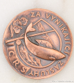 Rybářský odznak ČRS Za vynikající zásluh