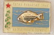 Rybářský odznak ČRS za dlouholeté členst