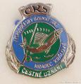 Rybářský odznak Čestné uznání Hradec Krá
