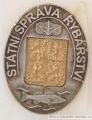 Rybářský odznak Státní správa rybářství